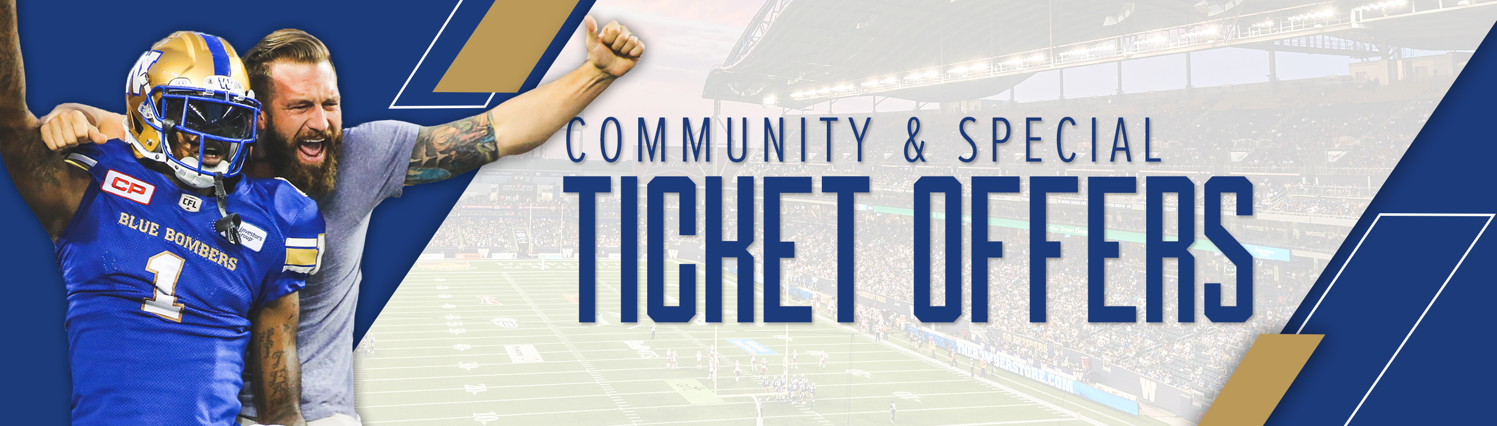 Community and Theme Night Ticket Offers