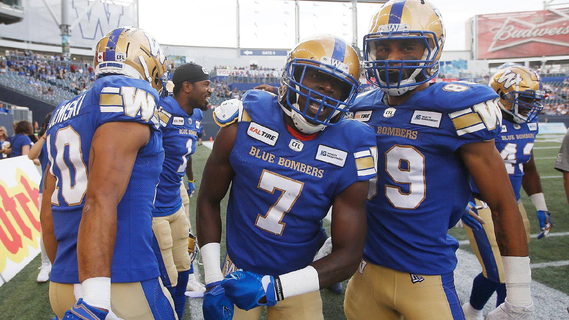 Game Preview | OTT vs WPG - Winnipeg Blue Bombers