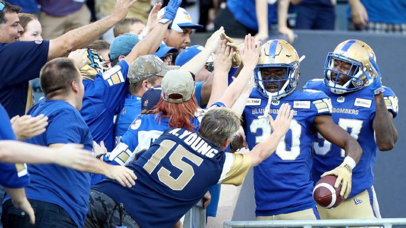 Week 6 Highlights | Winnipeg 31, Ottawa 1