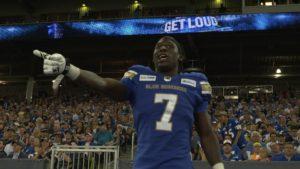 Winnipeg Blue Bombers - #ForTheW