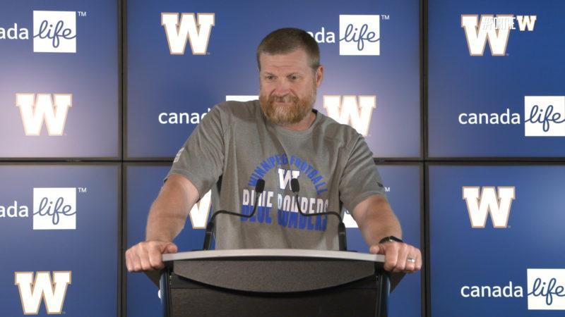 Coach O'Shea | July 18