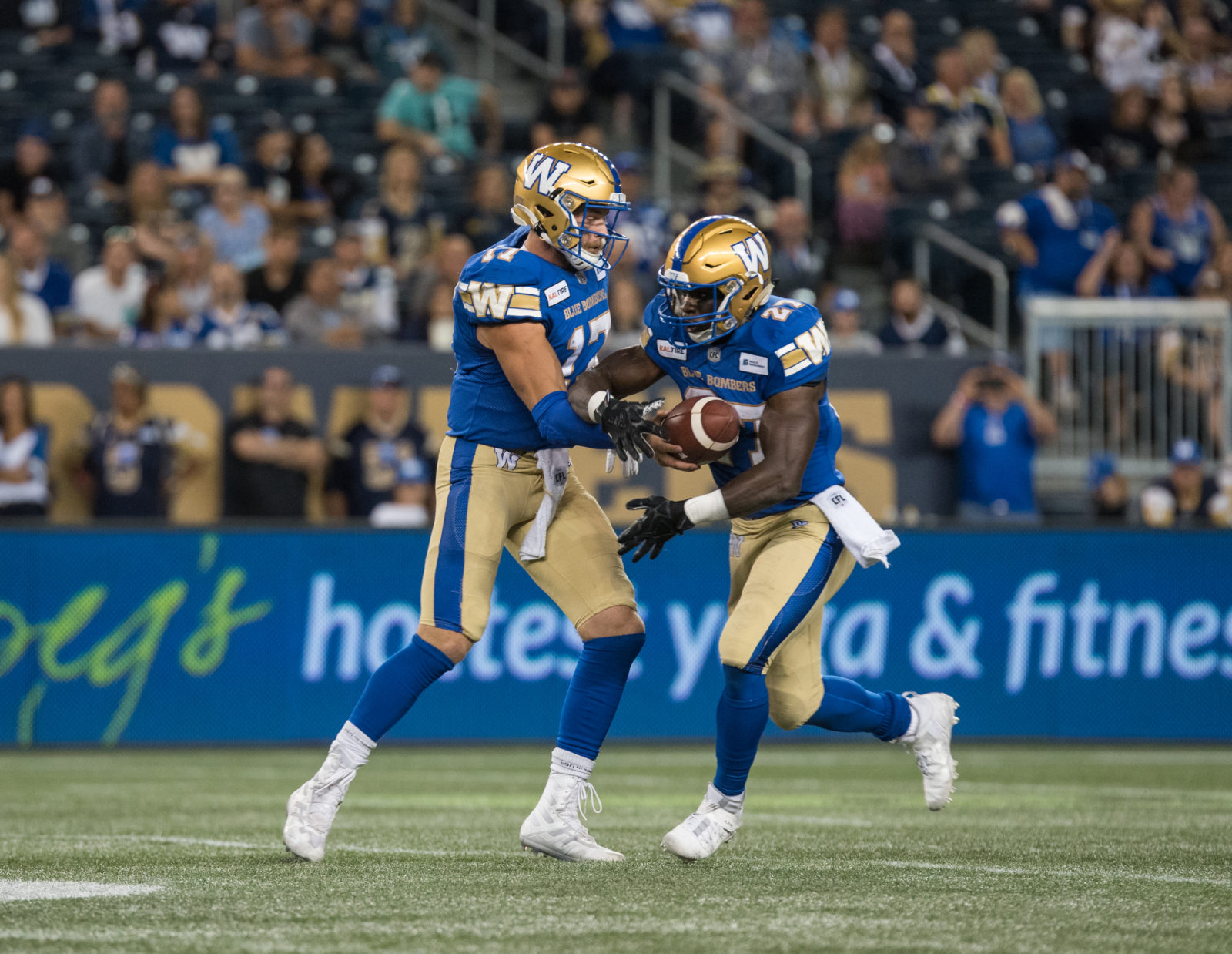 Upon Further Review | BC 16 WPG 32 - Winnipeg Blue Bombers