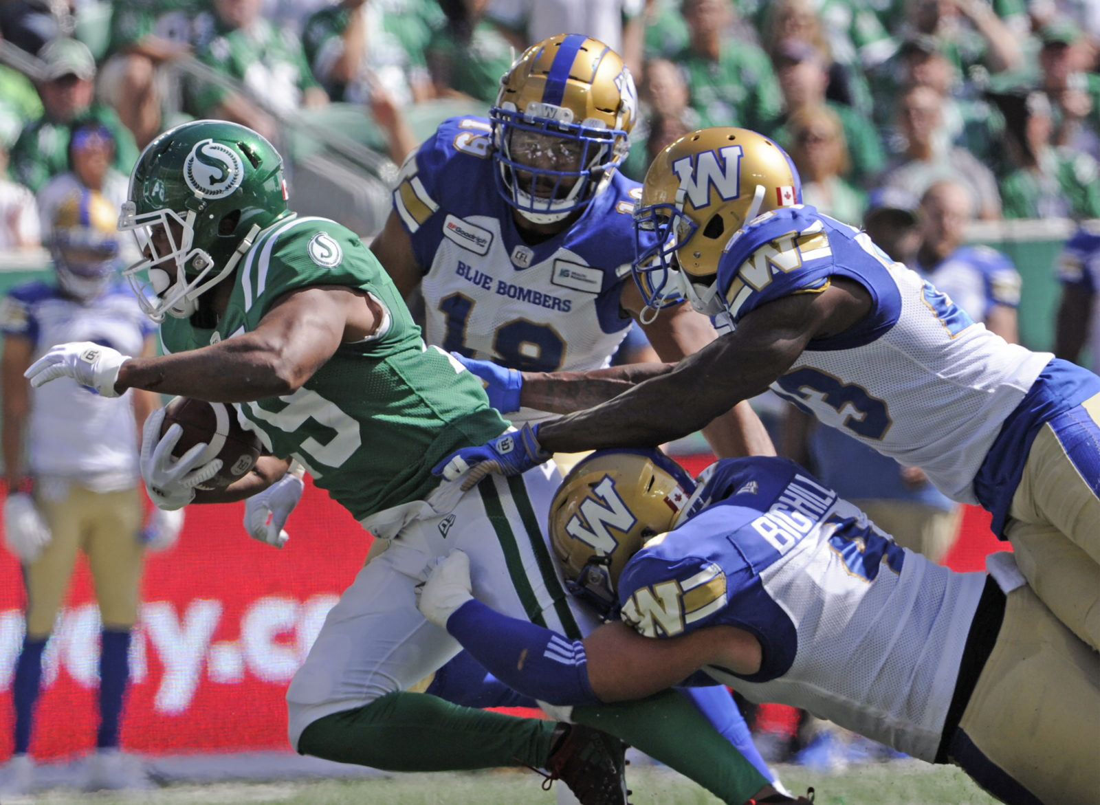 Upon Further Review | WPG 17 SSK 19 - Winnipeg Blue Bombers