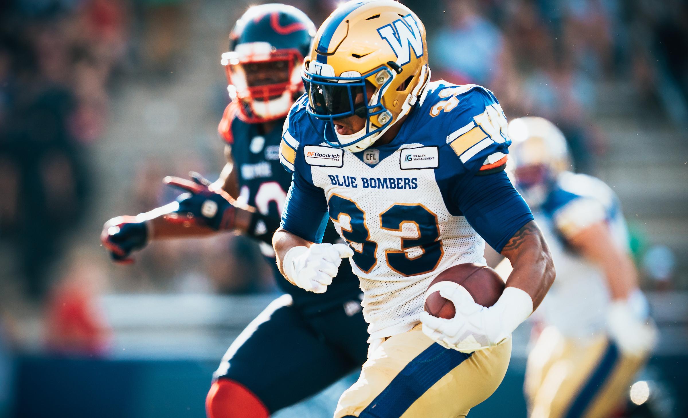 Game Recap | WPG 37 MTL 38 - Winnipeg Blue Bombers