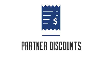 Partner Discounts