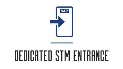 Dedicated STM Entrance
