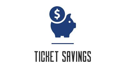 Ticket Savings