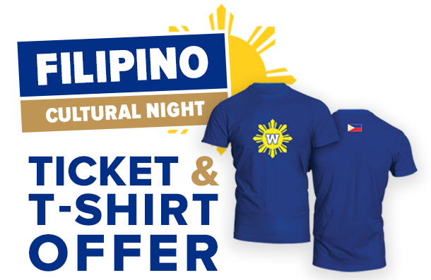 Filipino T-shirt Offer