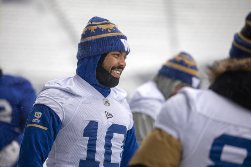 """""""This is perfect weather"""" 