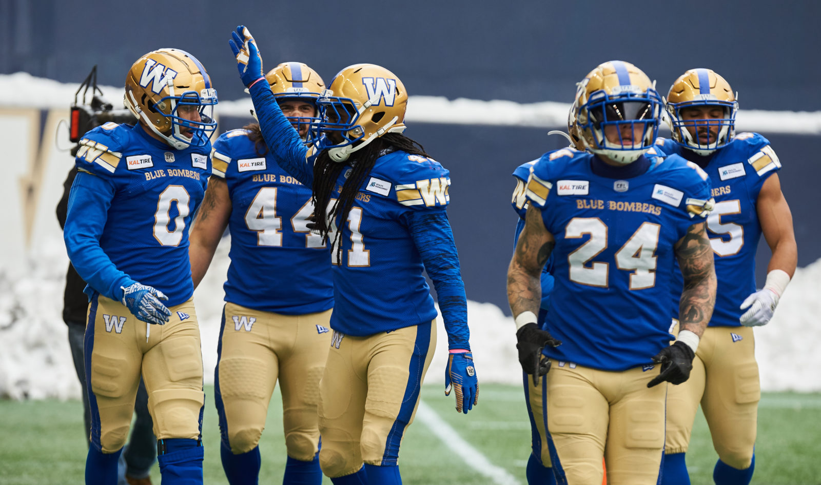 Upon Further Review | MTL 24 WPG 35 - Winnipeg Blue Bombers