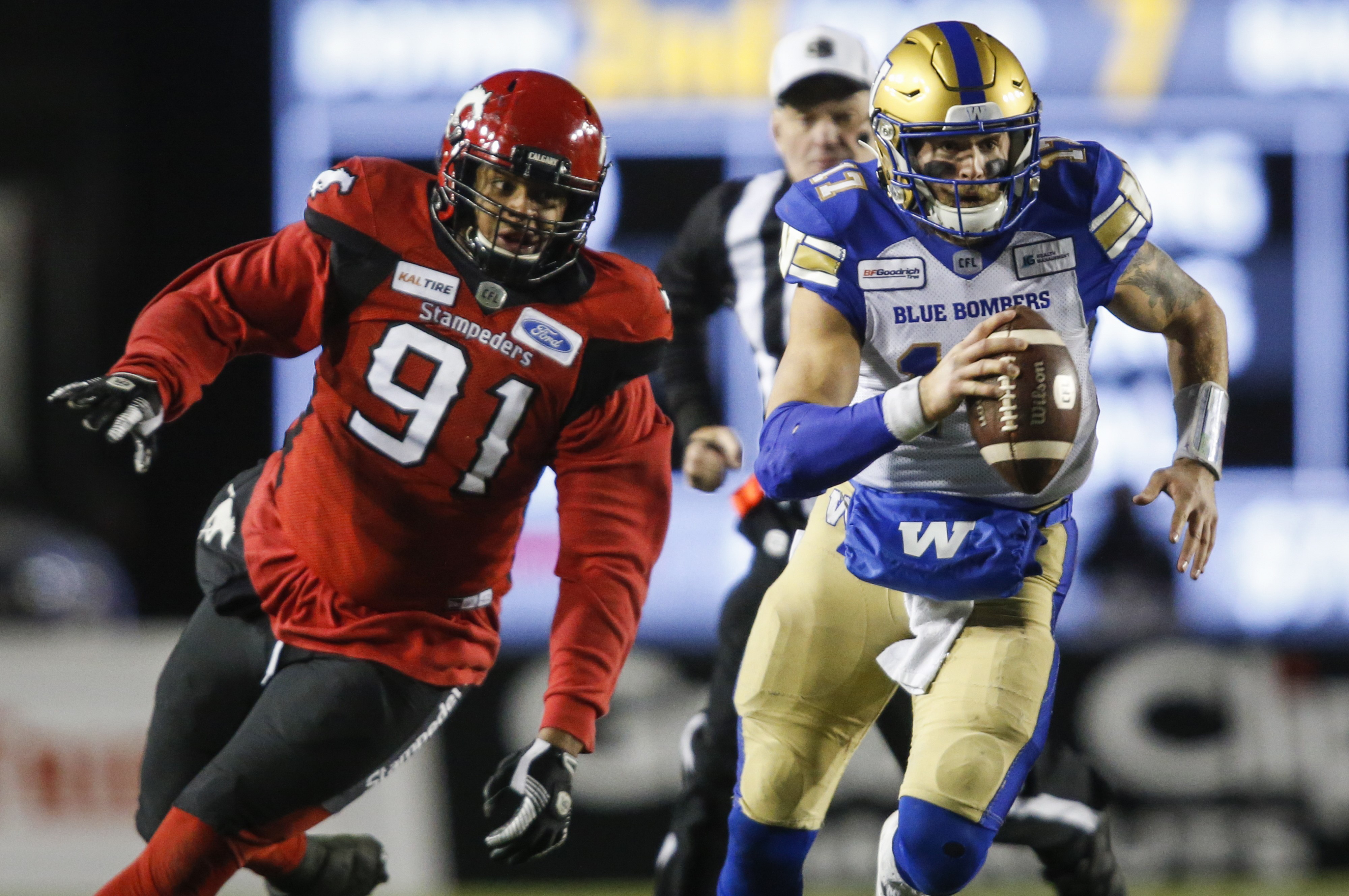 Upon Further Review | WPG 33 CGY 37 - Winnipeg Blue Bombers