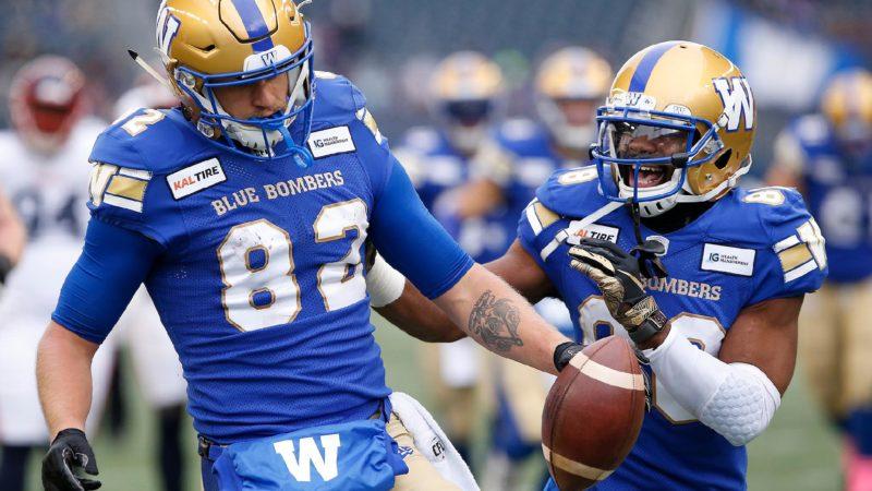 Week 18 Highlights | Winnipeg 35, Montreal 24