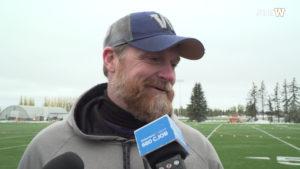 Coach O'Shea | October 15