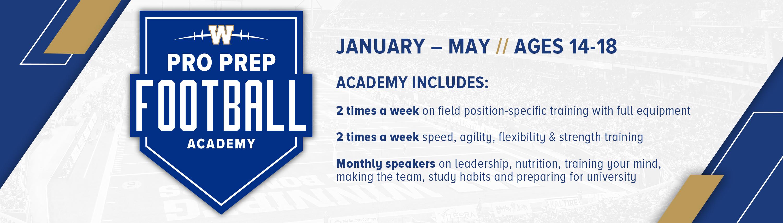 Pro Prep Football Academy