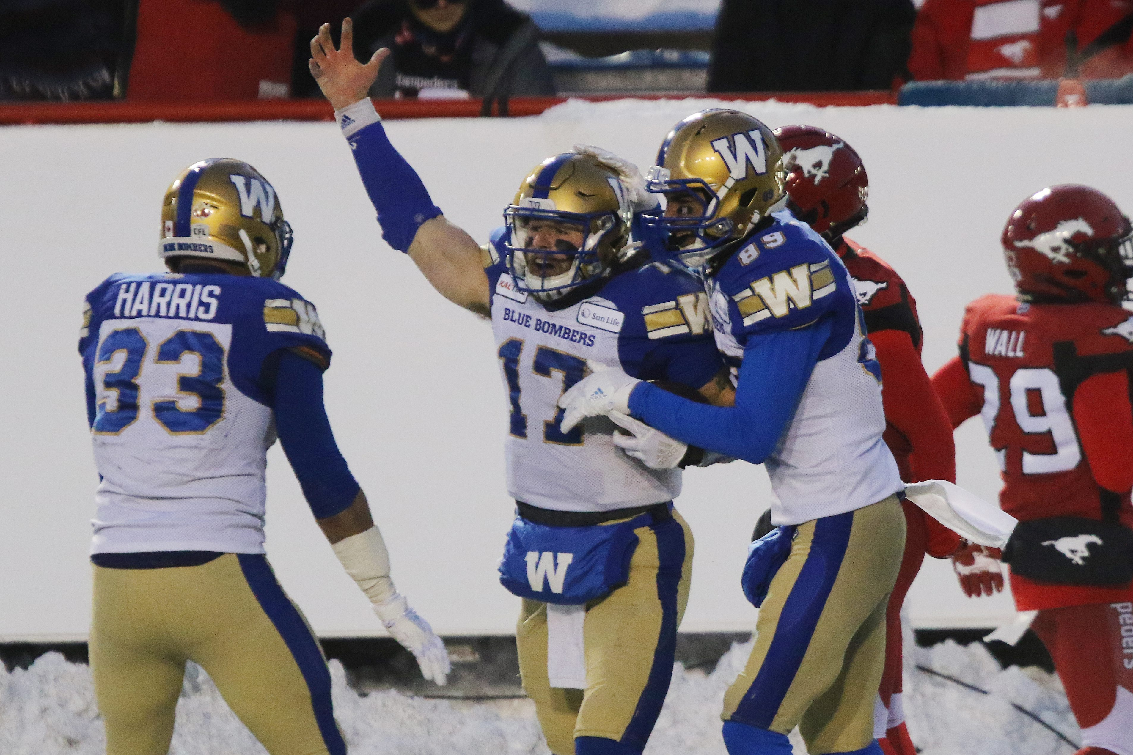 Upon Further Review | WPG 35 CGY 14 - Winnipeg Blue Bombers