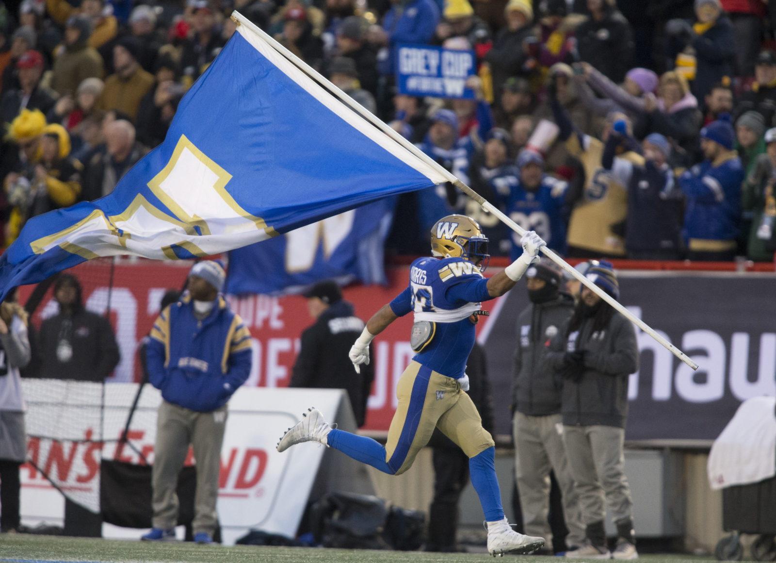 Scandal bomber winnipeg blue cheerleader Hidden Winnipeg