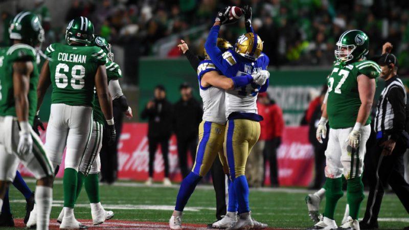 Western Final Highlights | Winnipeg 20, Saskatchewan 13