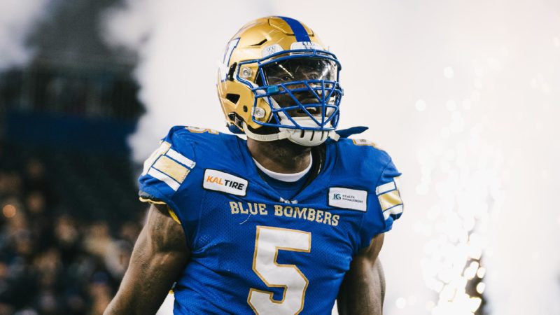 Bombers agree to terms with Most Outstanding Defensive Player Willie Jefferson
