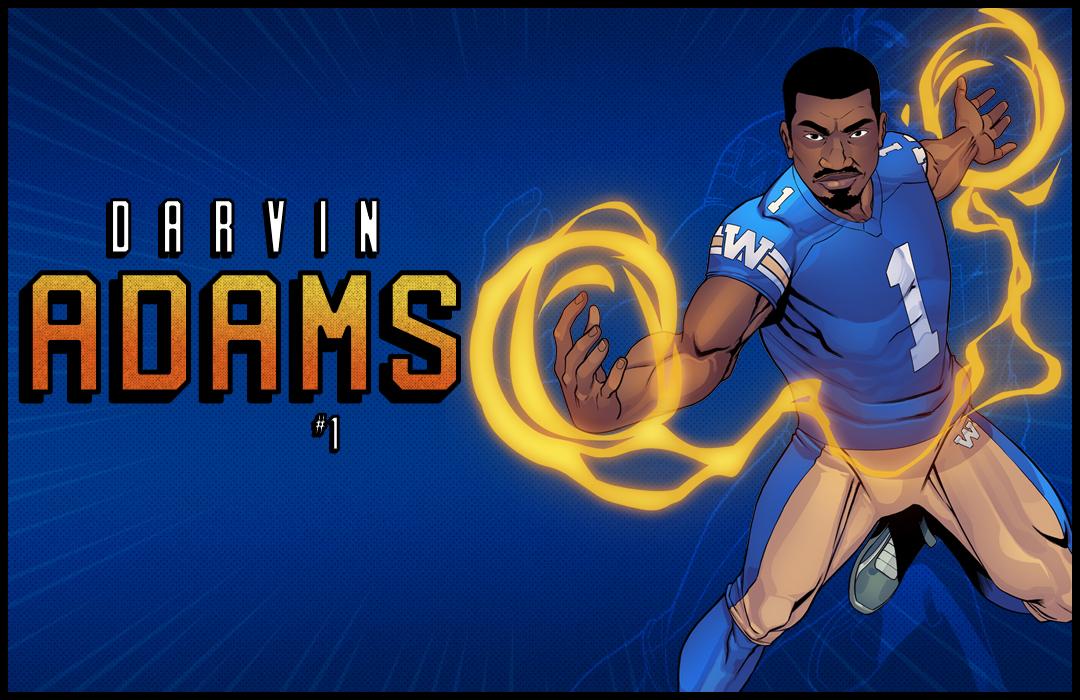 Darvin Adams