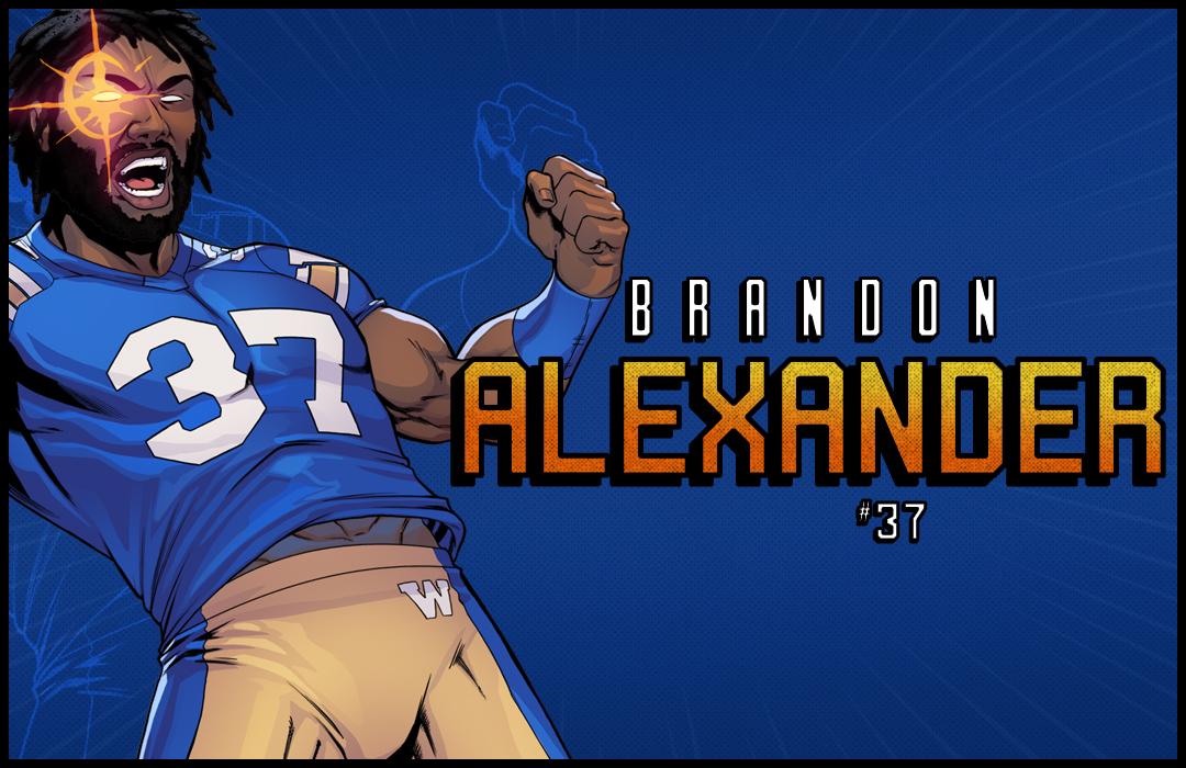 Brandon Alexander