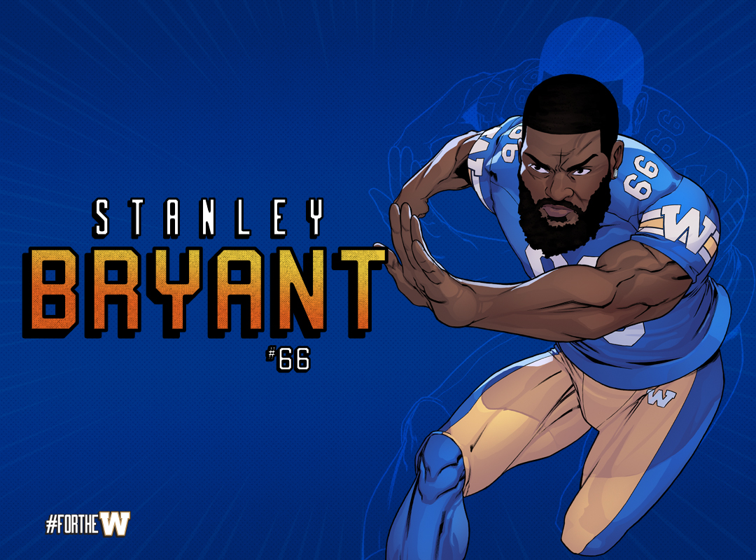 Bryant Blue Background