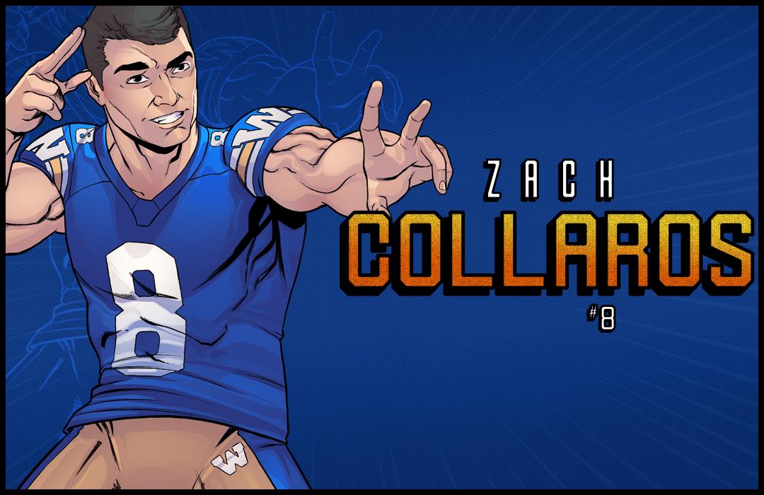 Zach Callaros
