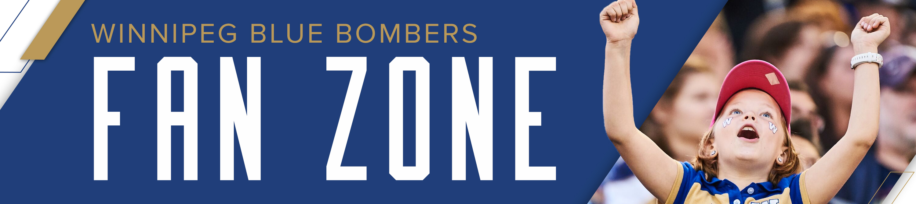 Winnipeg Blue Bombers Fan Zone