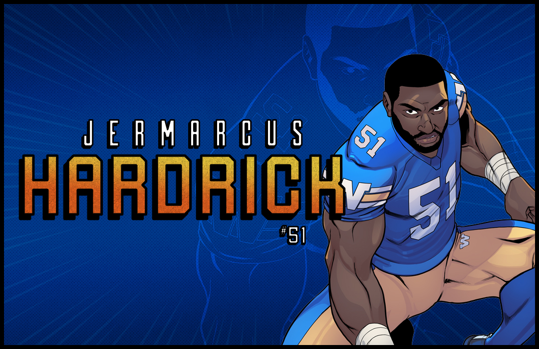 Jermarcus Hardrick