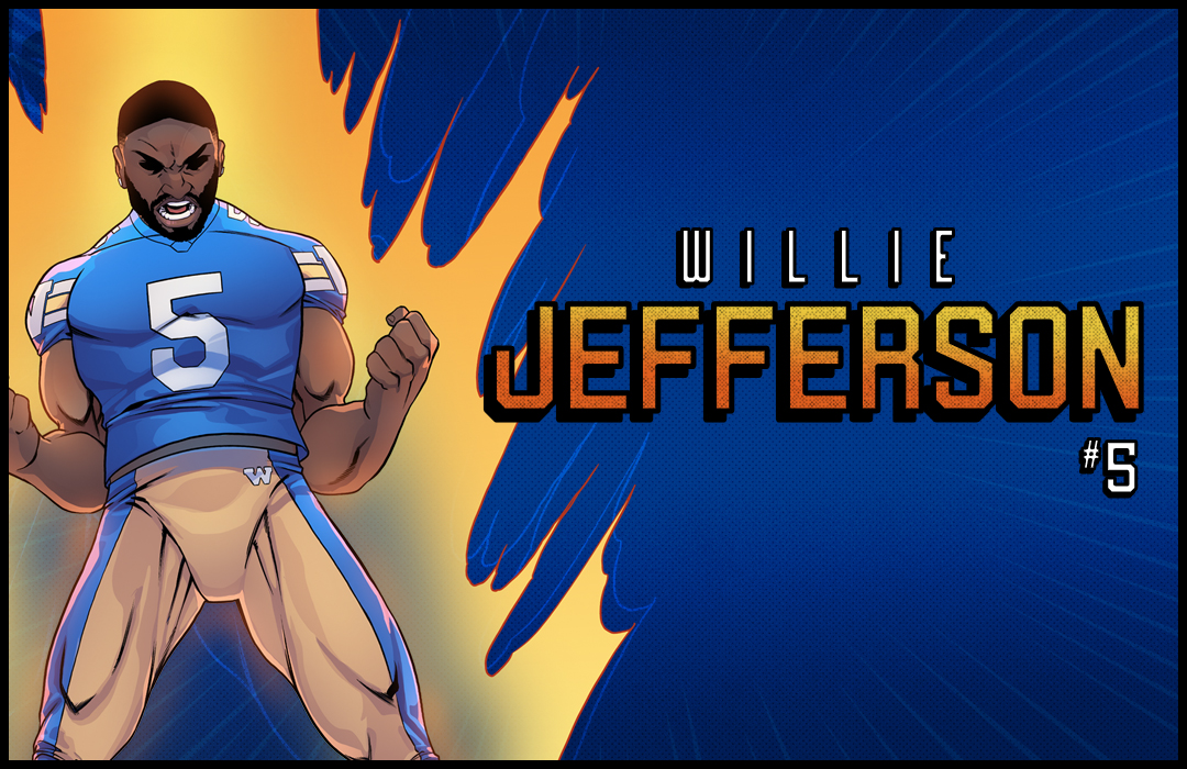 Willie Jefferson