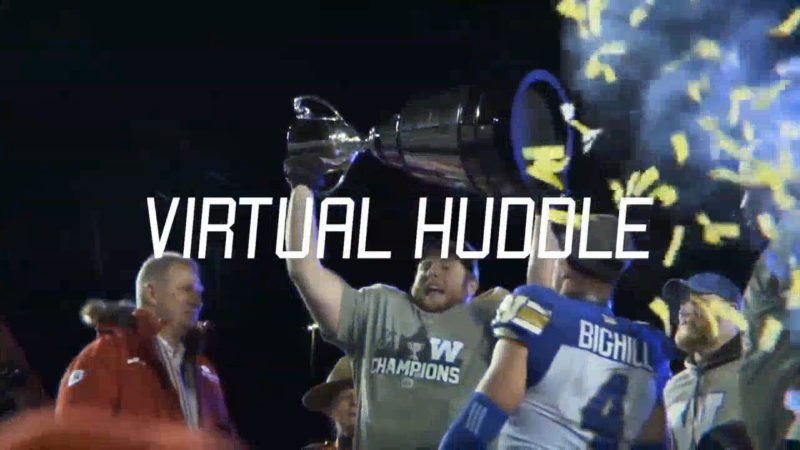 Virtual Huddle | June 12