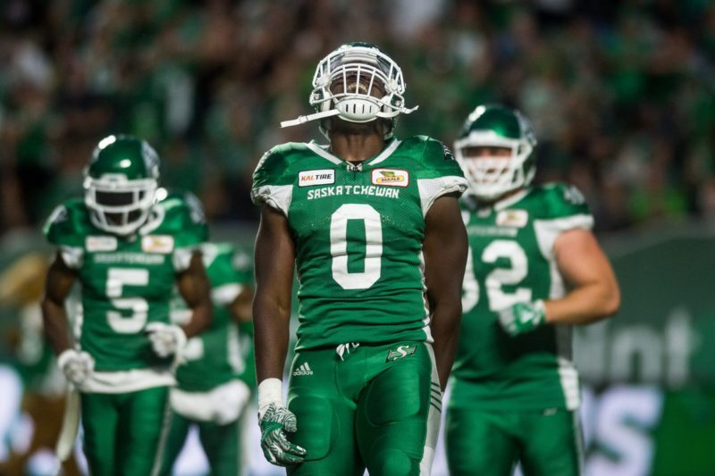 Antigha's Winding Road to the CFL