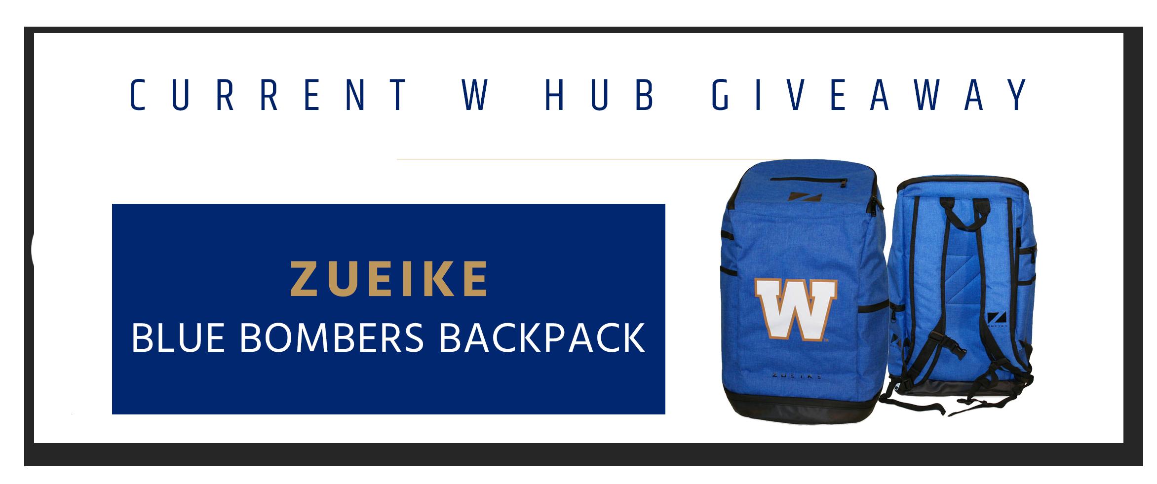 Monthly Giveaway - Zuieke Backpack