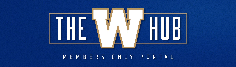 The W Hub - Winnipeg Blue Bombers