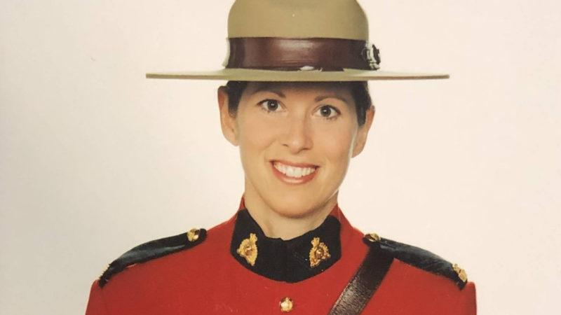 Honouring Constable Heidi Stevenson