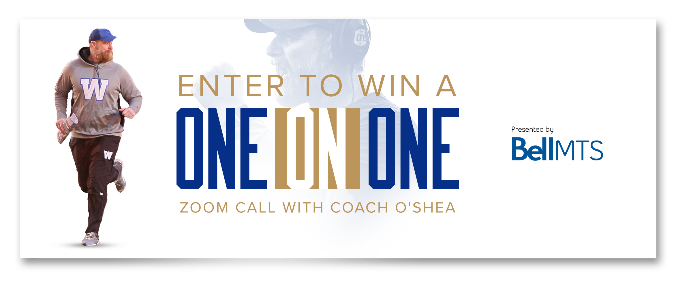 One-on-one Zoom call with Mike O'shea