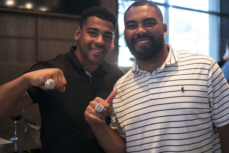 First & 10 : Grey Cup Rings