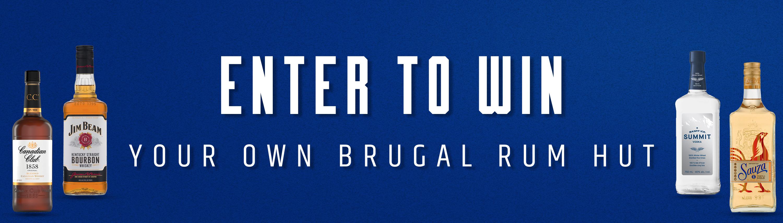 Brugal Rum Hut Contest