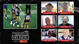 Remote Reunion: 1994 Winnipeg Blue Bombers