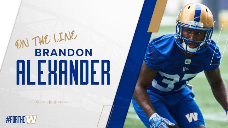 Conference Call: Brandon Alexander | January 11, 2021
