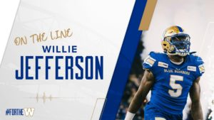 Conference Call: Willie Jefferson | January 12, 2021