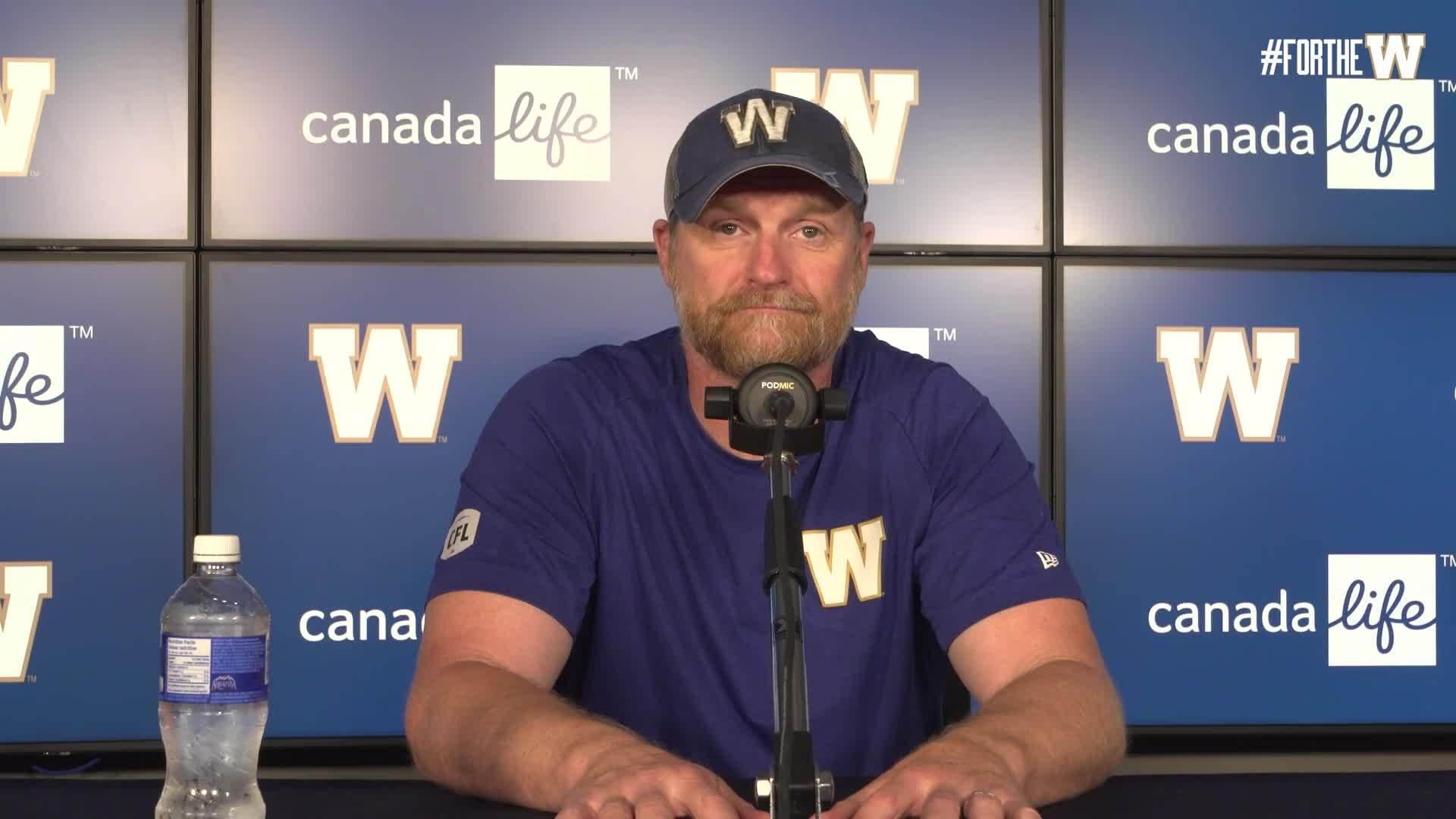 Coach O'Shea   July 27, 2021