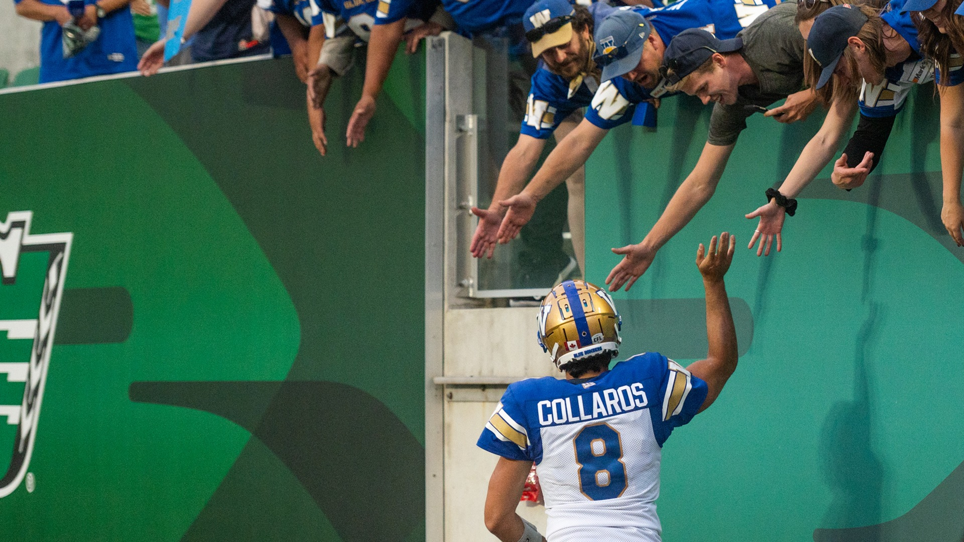 Week 5 Highlights | Winnipeg 23, Saskatchewan 8