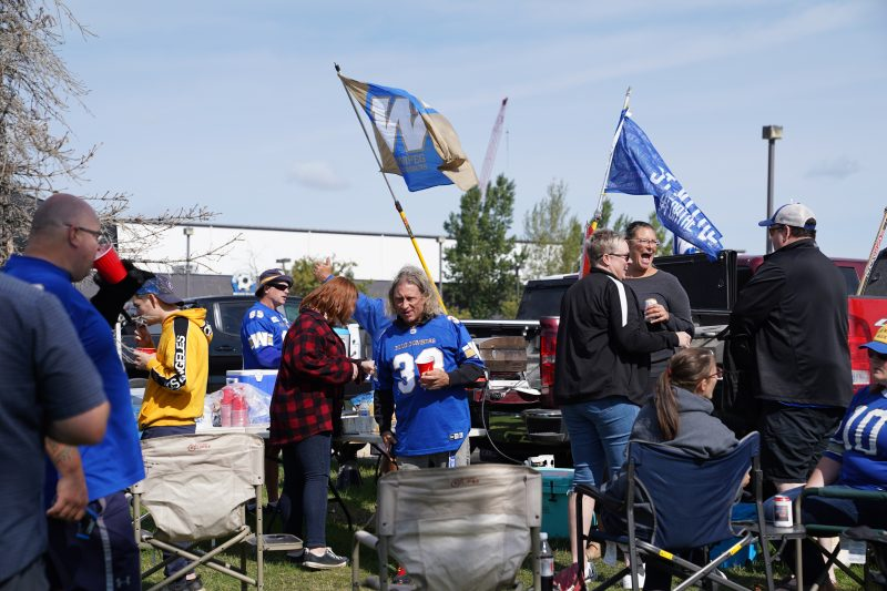 """""""It's why we live for game day so much"""" 