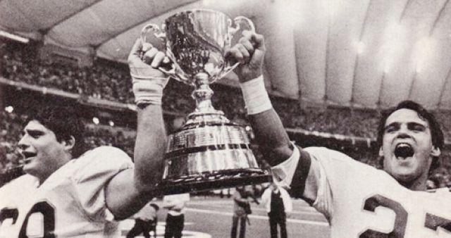 25 Years Later 1983 Grey Cup Toronto Argonauts