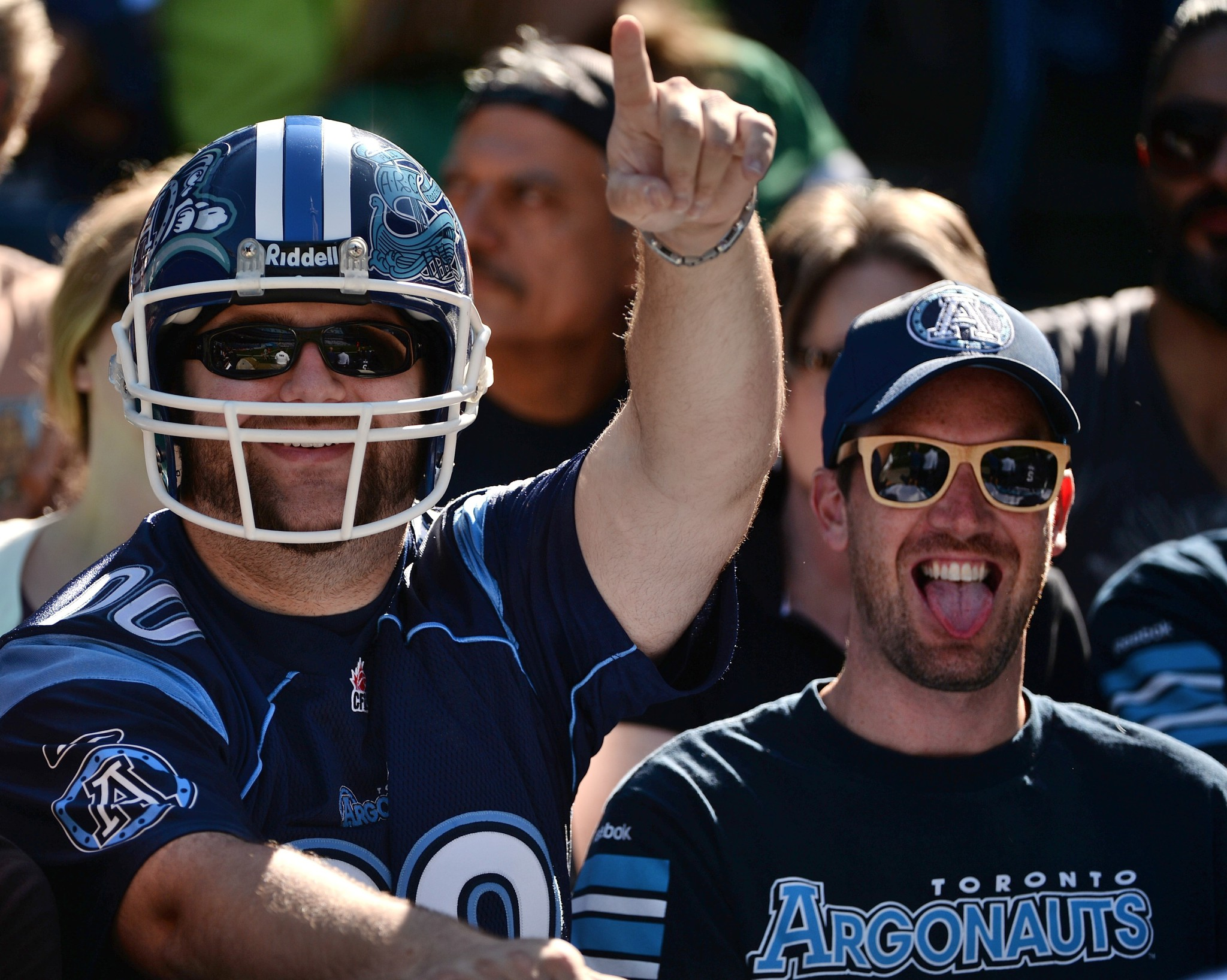 ARGOS AT HOME AGAIN THIS SATURDAY TO TAKE ON STAMPEDERS - Toronto