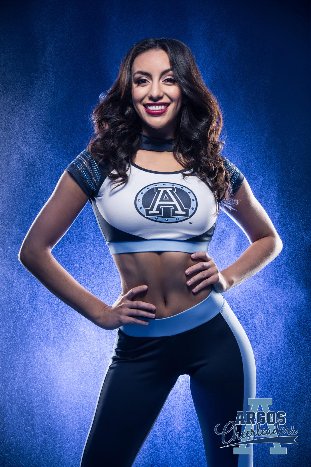 Christina Toronto Argonauts
