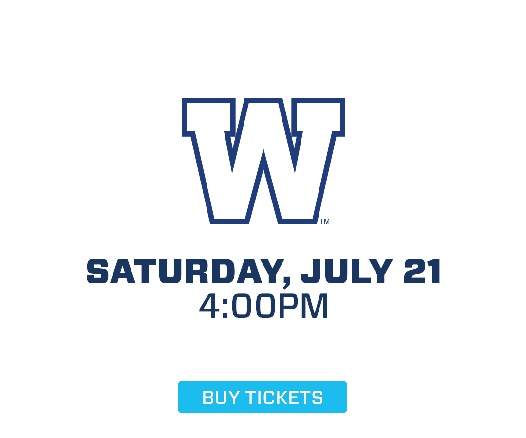 Argonauts vs. Blue Bombers