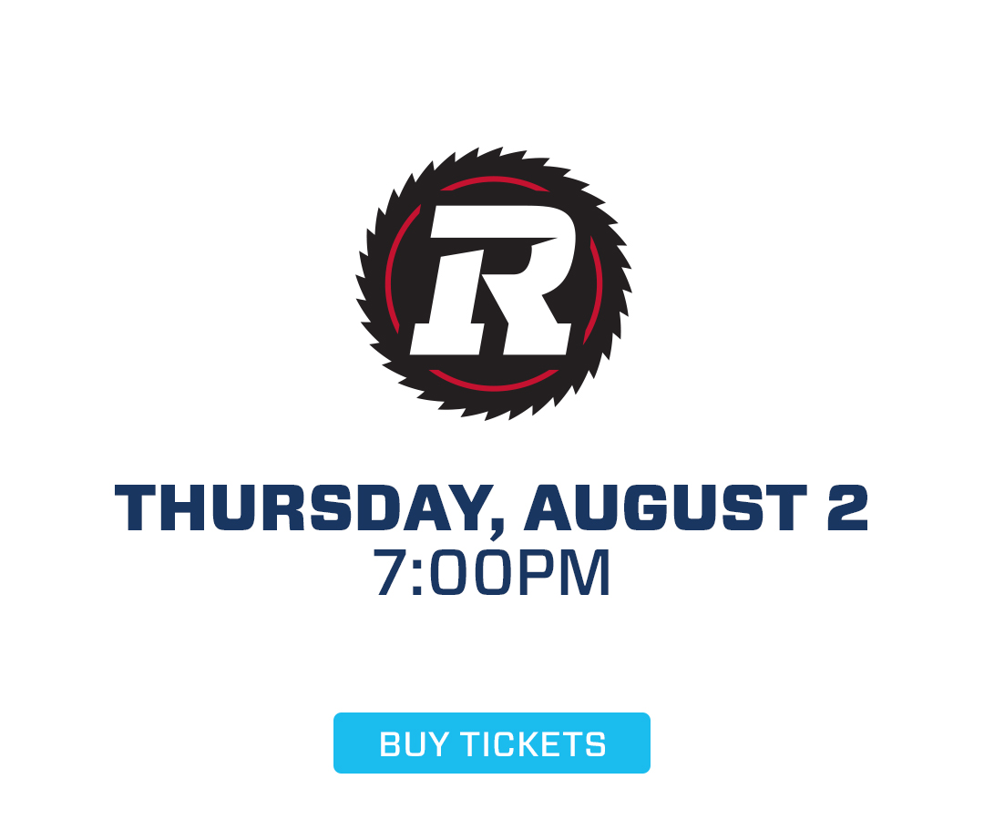Argonauts vs. Redblacks