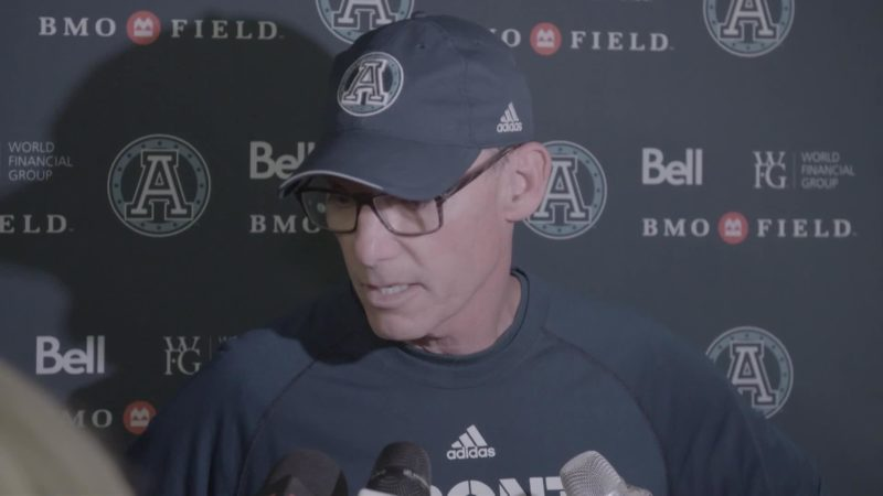 Argonauts Post-Game: Marc Trestman – June 15, 2018