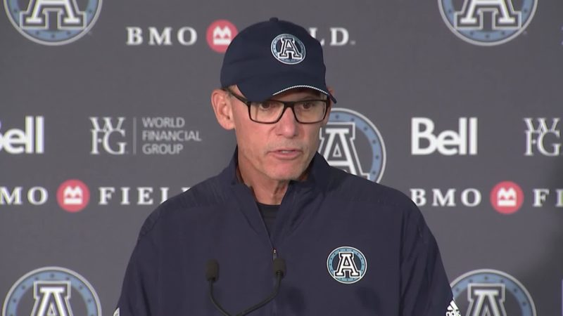 Argonauts Post-Game: Marc Trestman – June 23, 2018